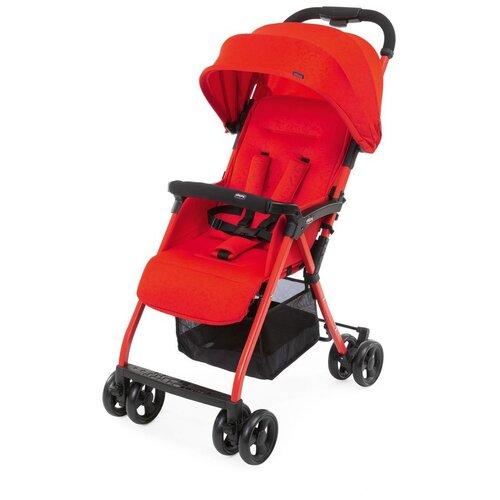 Прогулочная коляска Chicco Ohlala 3, red passion прогулочная коляска chicco trolleyme lollipop