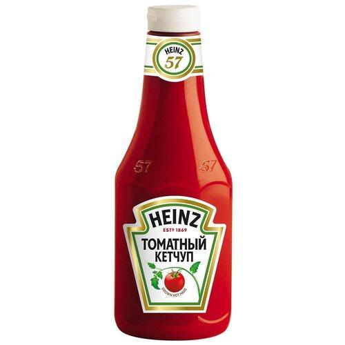 Фото - Кетчуп Heinz Томатный, пластиковая бутылка 1000 г 1 шт. кетчуп томатный heinz чеснок и пряности