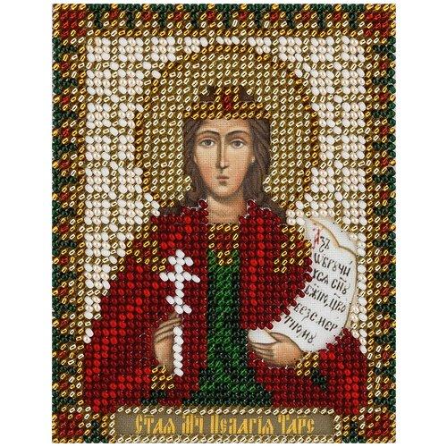 Купить Набор для вышивания PANNA CM-1661 ( ЦМ-1661 ) Икона Святой мученицы Пелагии Тарсийской , Наборы для вышивания