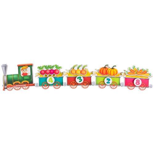 Игровой набор PAREMO Поезд с овощами PE720-53