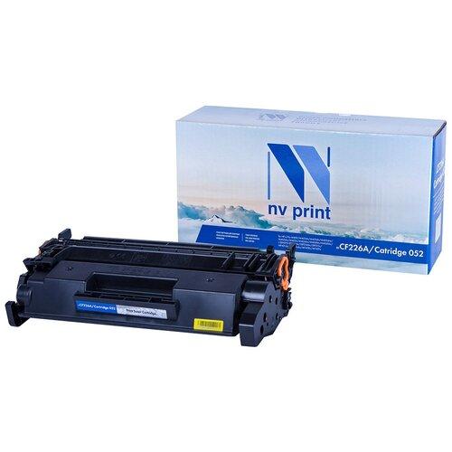 Фото - Картридж NV Print CF226A/052 для HP и Canon, совместимый картридж nv print q6473a 711 magenta для hp и canon совместимый