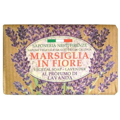 Мыло кусковое Nesti Dante Marsiglia in Fiore Lavanda, 125 г недорого