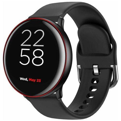Умные часы Canyon Marzipan CNS-SW75, черный/красный