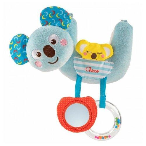 Купить Подвесная игрушка Chicco Коала (00010059000000) голубой, Подвески