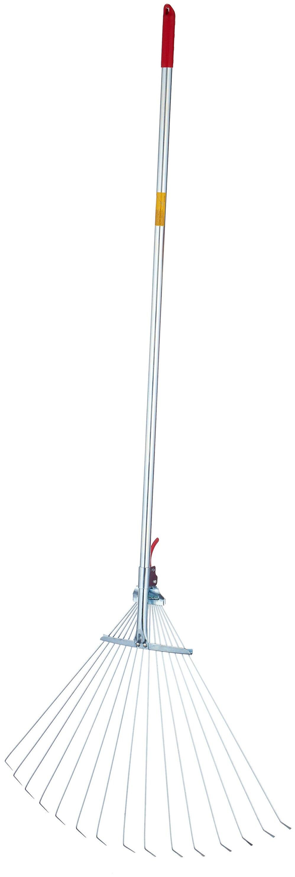 Грабли веерные Park HG1191 раздвижные (119 см)