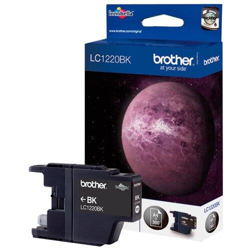 Картридж Brother LC-1220BK картридж brother lc 567xlbk