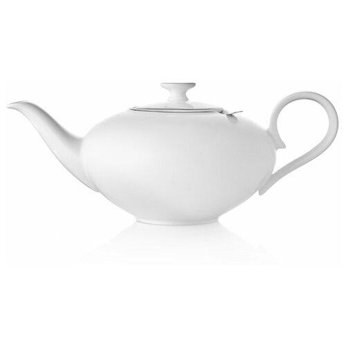 Заварочный чайник Esprado Alpino 500 мл, костяной фарфор, ALPL50WE306