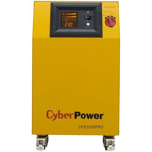 Интерактивный ИБП CyberPower CPS3500PRO