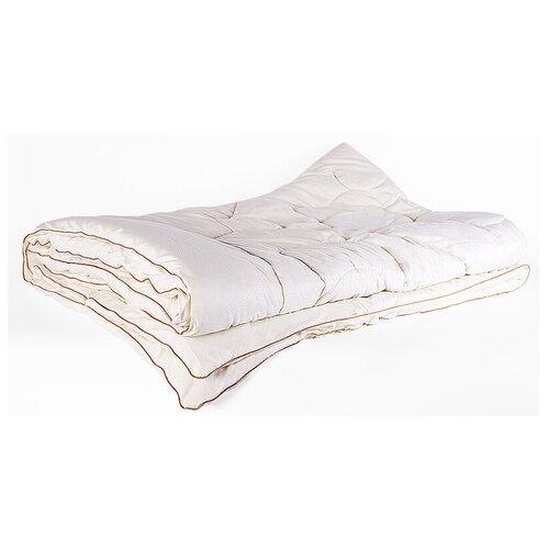 Одеяло Nature's Шерстяной завиток, всесезонное, 200 х 220 см (кремовый)