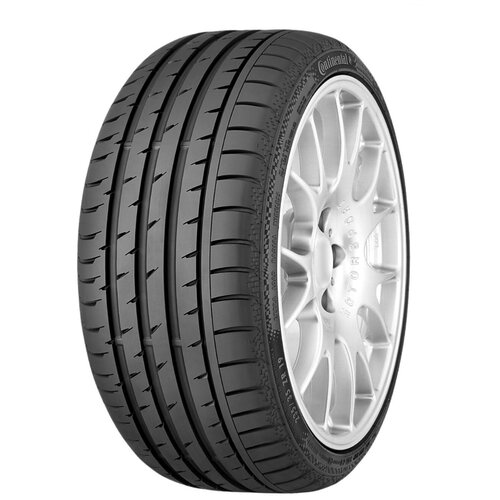 Автомобильная шина Continental ContiSportContact 3 255/40 R18 99Y летняя