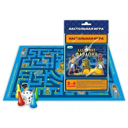 Настольная игра Гелий Лабиринт Фараона