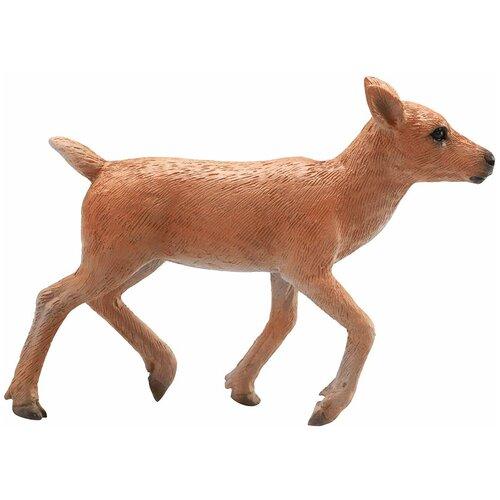 Фигурка Mojo Wildlife Детёныш северного оленя 387188