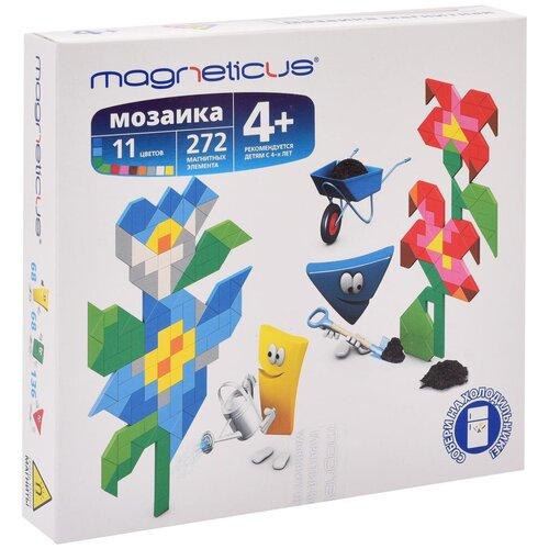Magneticus Миди-Мозаика Цветы (MM-012)