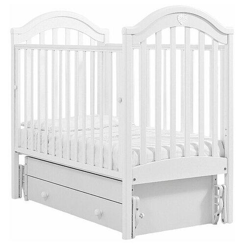 Кроватка Гандылян Софи (классическая), универсальный маятник белый кроватка гандылян даниэль классическая универсальный маятник белый