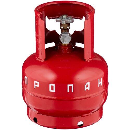 Газовый баллон NOVOGAS 5 л стальной 5 л
