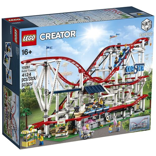 Конструктор LEGO Creator 10261 Американские горки