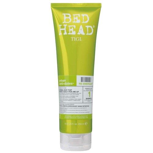 Купить TIGI Bed Head шампунь Urban Anti+dotes Re-Energize Level 1, 250 мл