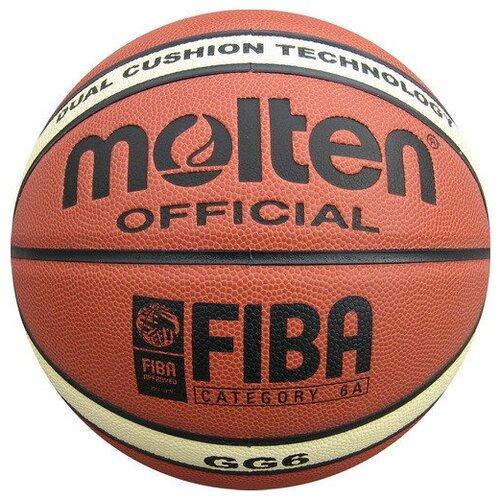 Мяч баскетбольный MOLTEN 6р. BGG6X