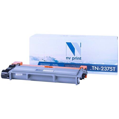 Фото - Картридж NV Print TN-2375T для Brother, совместимый картридж nv print tn 2175t для brother совместимый