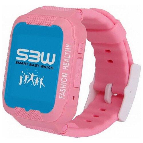 Детские умные часы Smart Baby Watch SBW KID , розовый детские умные часы c gps smart baby watch kt06 розовый