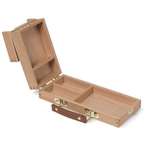 Купить Ящик художника Pinax SB-1 с ячейками и пеналом, Доски и мольберты