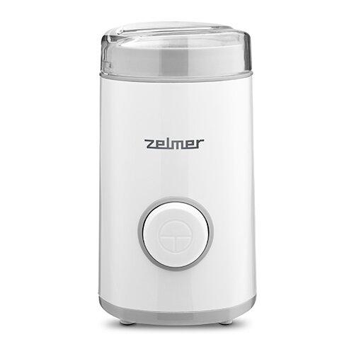 Кофемолка Zelmer ZCG7325 / ZCG7325B, белый