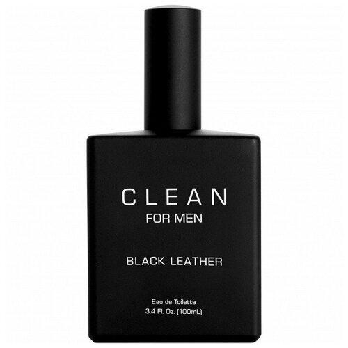 Купить Туалетная вода Clean Black Leather, 100 мл