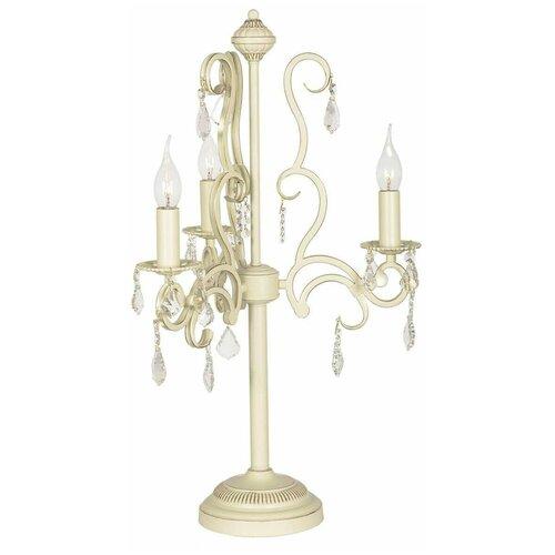 Настольная лампа Arti Lampadari Gioia E 4.3.602 CG, 120 Вт настольная лампа arti lampadari bernalda e 4 1 s 60 вт
