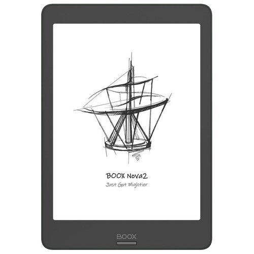 Электронная книга ONYX BOOX BOOX NOVA 2 32 ГБ черный