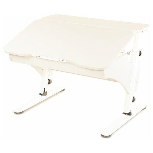 Фото - Стол детский PONDI Эргономик 90x70 см белый школьные парты tct nanotec стол эргономик м6 xs