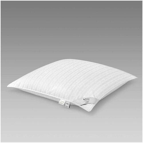 Подушка Togas Селена 70 х 70 см белый