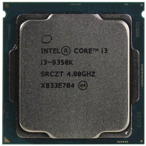 Процессор Intel Core i3-9350K, OEM