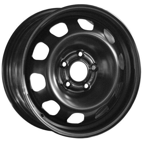 Фото - Колесный диск Magnetto Wheels 16003 6.5x16/5x114.3 D66.1 ET50 Black колесный диск nz wheels f 49 6 5x15 5x114 3 d66 1 et43 w r
