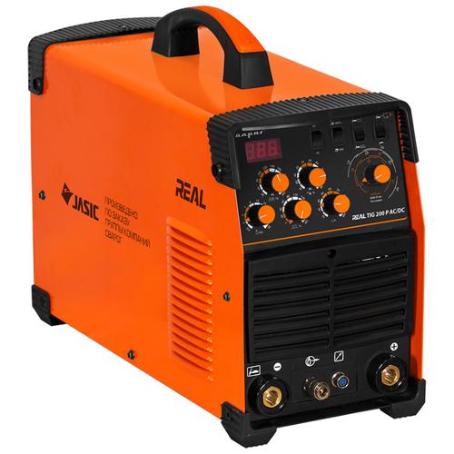 Сварочный аппарат инверторного типа Сварог REAL TIG 200 P AC/DC (E20101) TIG, MMA