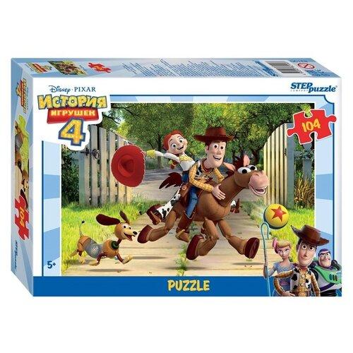 Купить Пазл Step puzzle Disney Pixar История игрушек - 4 (82190), 104 дет., Пазлы