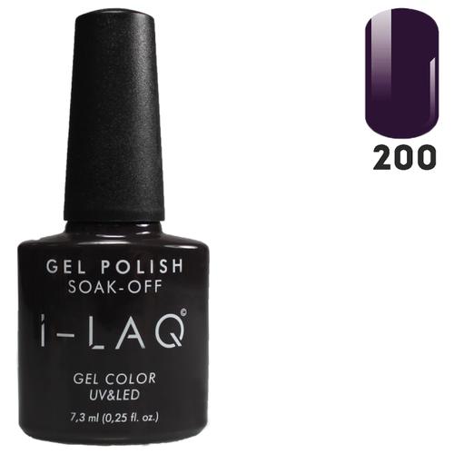 Фото - Гель-лак для ногтей I-LAQ Gel Color, 7.3 мл, 200 i laq гель лак 020