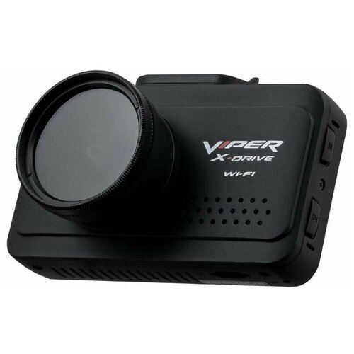 Видеорегистратор VIPER X Drive, GPS, ГЛОНАСС, черный