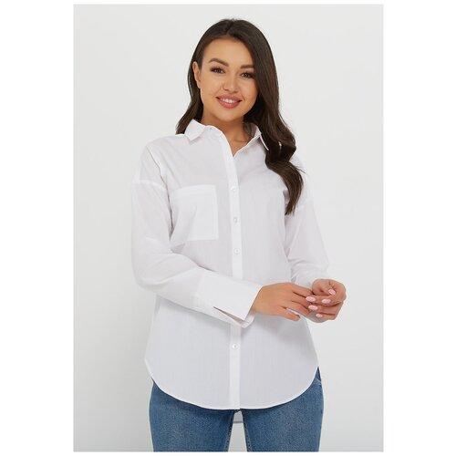 Рубашка Katharina Kross, размер 50, белый