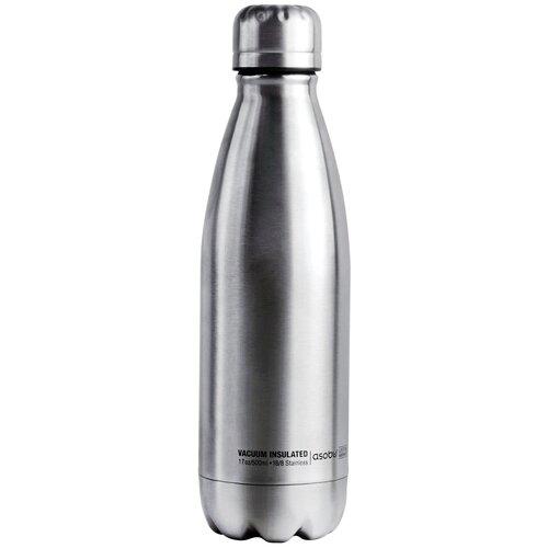 Термобутылка Asobu Central park travel bottle, 0.51 л стальной