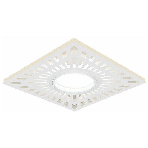 Фото - Встраиваемый светильник gauss Backlight BL127 светильник gauss встраиваемый светодиодный backlight bl114