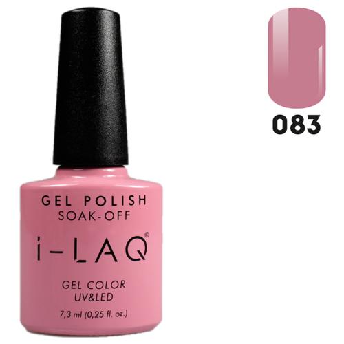 Фото - Гель-лак для ногтей I-LAQ Gel Color, 7.3 мл, 083 i laq гель лак 020