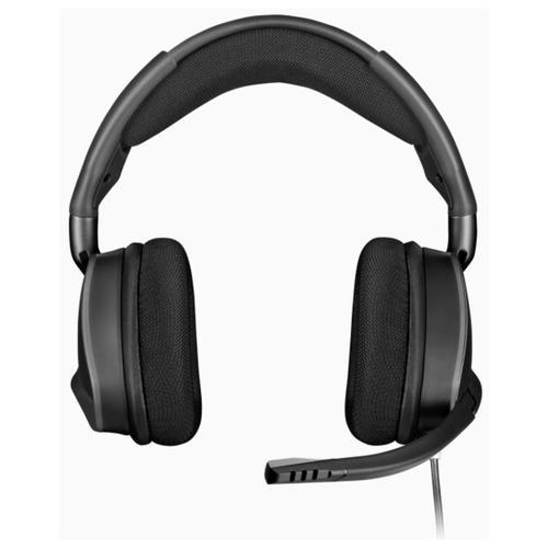 Фото - Компьютерная гарнитура Corsair VOID ELITE SURROUND Premium Gaming carbon компьютерная гарнитура corsair hs50 pro stereo gaming headset черный матовый