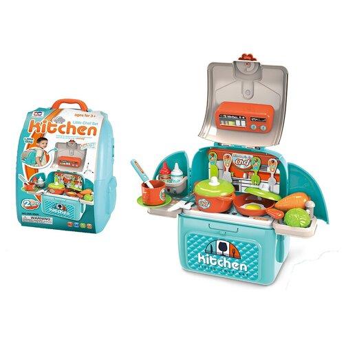 Игровой набор Pituso Кухня в рюкзаке