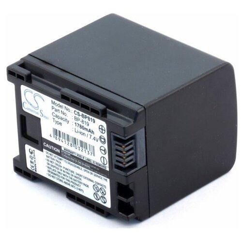 Фото - Аккумулятор для фото-видеокамер Canon LEGRIA HF G10, HF G25, HF G30, HF M306, M31, M32 буклетмейкер delta hf 25