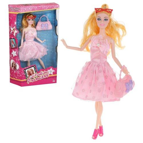 Купить Кукла Наша Игрушка Модница , 30 см, 2 предмета, коробка (ZQ30325-27), Наша игрушка, Куклы и пупсы