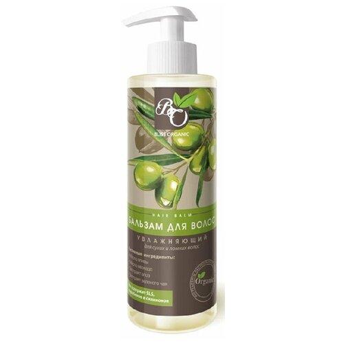 Bliss Organic бальзам Увлажняющий для сухих и ломких волос, 200 мл