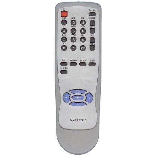 Пульт Huayu TP-741C (ic) для телевизора Grundig