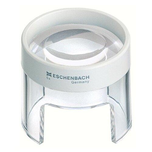 Фото - Лупа техническая асферическая настольная Eschenbach Stand magnifier, диаметр 50 мм, 6.0х, 23.0 дптр лупа асферическая настольная с подсветкой eschenbach powerlux диаметр 58 мм 7 0х 28 0 дптр 3000к