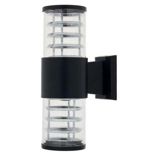 Elektrostandard Уличный настенный светильник 1407 Techno черный бра elektrostandard 1585 techno led arkada черный
