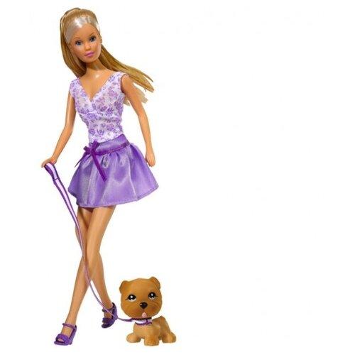 Кукла Steffi Love Штеффи с собачкой, 29 см, 5739024 недорого